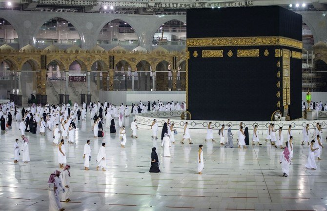 Hajj update saudi arabia