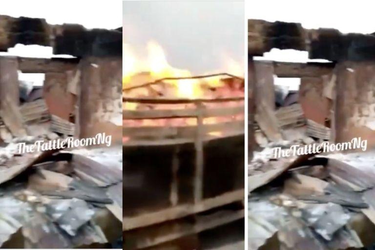 Igangan attack Video