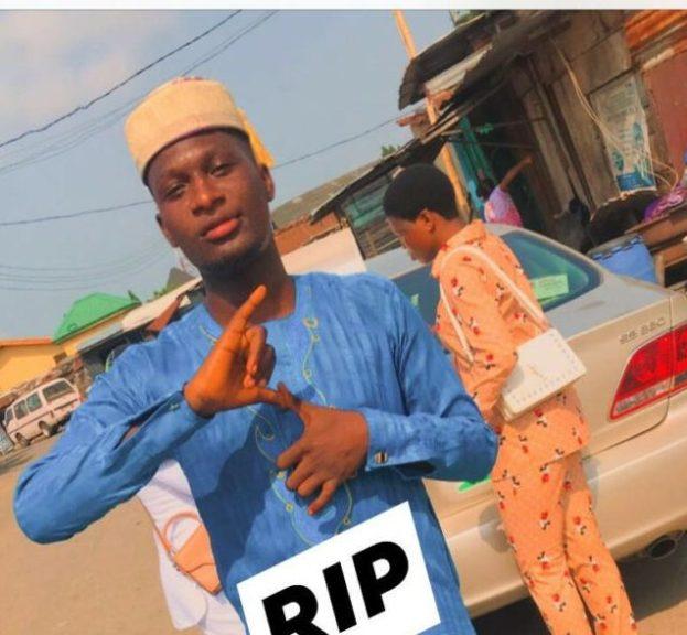 Akinola Babatunde Killed