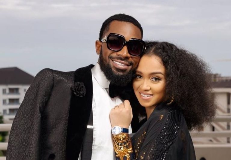 Dbanj wife is from which country
