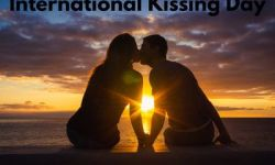 International Kissing Day July