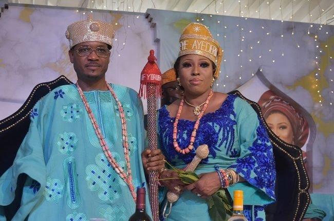 Ayedero of Yorubaland on Shina Peller