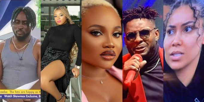 How housemates nominated Pere Maria Cross JMK and others for eviction