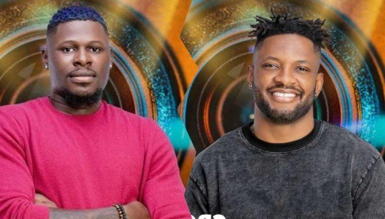 Niyi and Cross Big Brother Naija