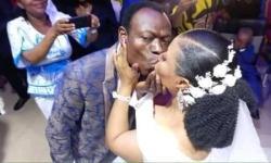 Pastor Moses Adeeyo and Wife