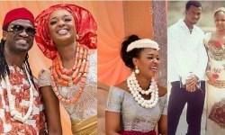 Paul and Anita Okoye marriage crash