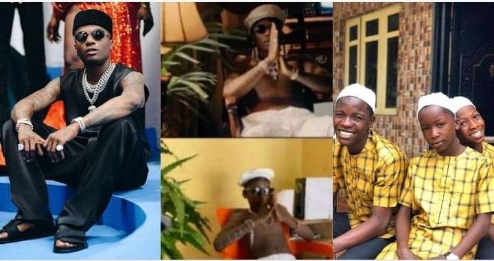 Wizkid Essence Ikorodu Bois Video