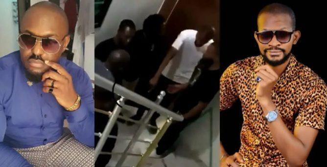 Uche Maduagwu And Jim Iyke Video
