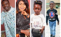 Meet Okele Electronic Repairer Who Now Yoruba Actor And His Lovely Family Photos