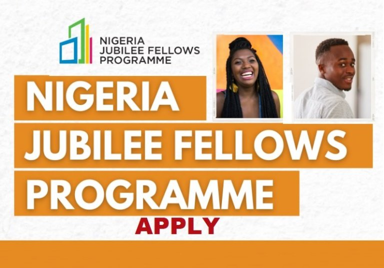Njfp ng apply How To Apply For Jubilee Fellows Programme