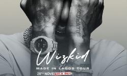 O2 Arena Wizkid Show