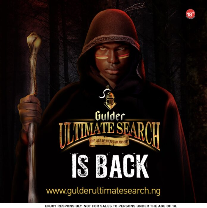 Pictures of winners of Gulder Ultimate Search