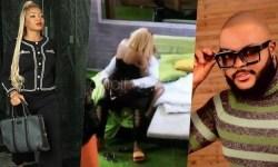 White Money and Queen BBNaija Kissing Video