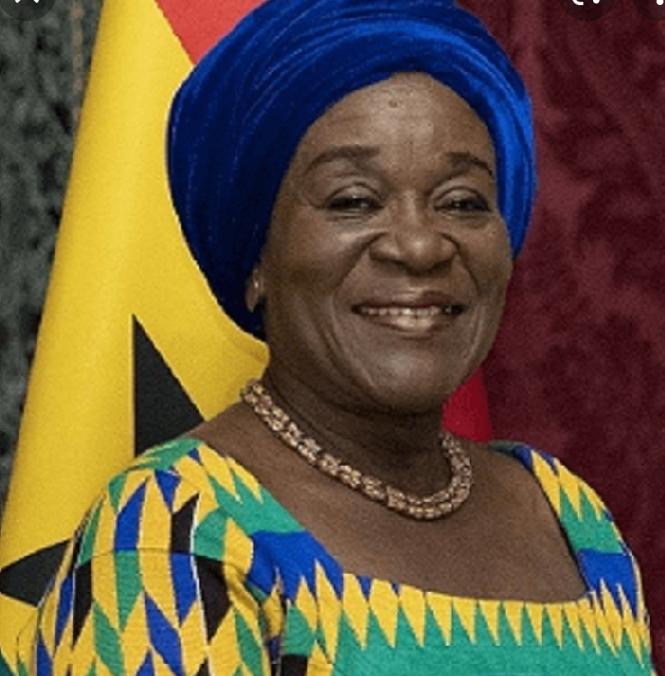 Eudora Hilda Quartey Koranteng was Ghana's Ambassador to Italy