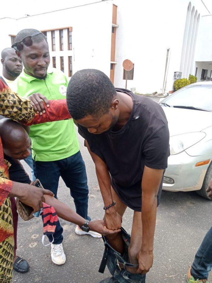 Sikiru Obarayese Arrest