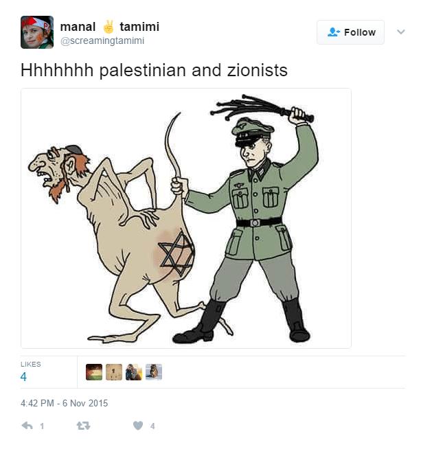 Tamimi-cartoon-tweet
