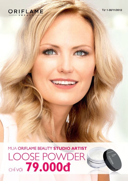 Oriflame Beauty Studio Artist Loose Powder - Page 1