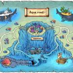 Aqua road