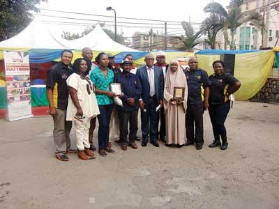 Club rewards Lagos Island Maternity Hospital workers | The ...
