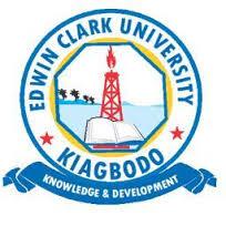 Edwin Clark University Admission Screening