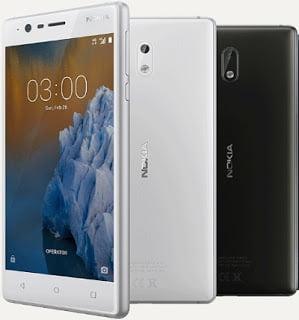 Nokia 3 4G phone