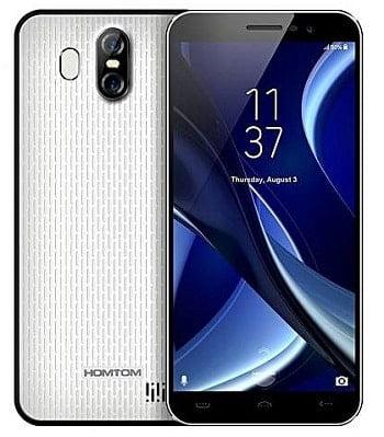Homtom s16 smartphone