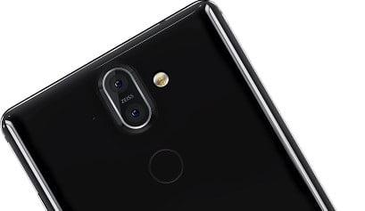 Nokia Sirocco camera