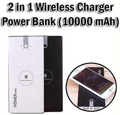QI phone power bank