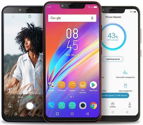 Infinix Hot 6X Review, Specs and price in Nigeria