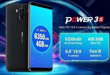 Ulefone Power 3S Phablet specs, review and price