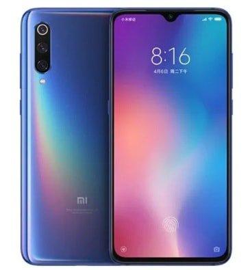 Xiaomi Mi 9 4G Phablet