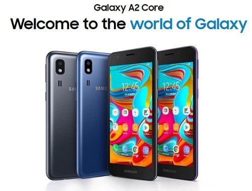 Samsung Galaxy A2 Core Specs and price