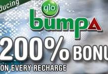 Glo Bumpa Code subscription and benefits