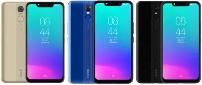 Tecno Pouvoir 3 colors specs and price