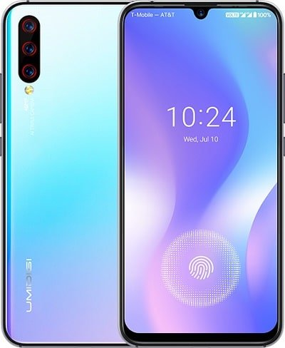 Umidigi X smartphone specs