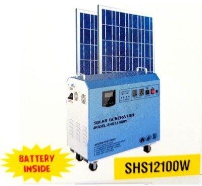 Roy Solar ROY SOLAR (SHS12100W) AC SOLAR KITS