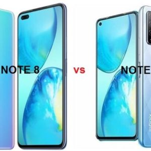 Infinix Note 8 and Note 8i