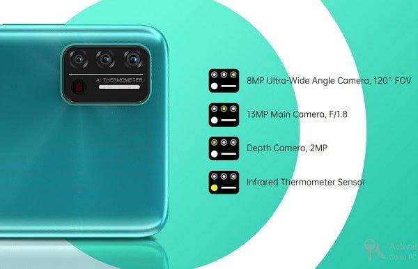 Umidigi A7s Camera features