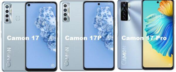 Tecno Camon 17 Pro price in Nigeria