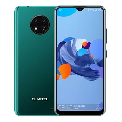 Oukitel C19 is one of the cheapest phones in Nigeria