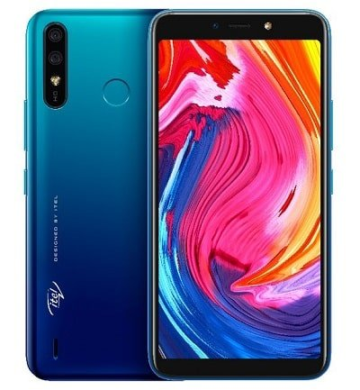 Itel A56 PRO price in Nigeria{List of itel phones with fingerprint sensor and 4G network