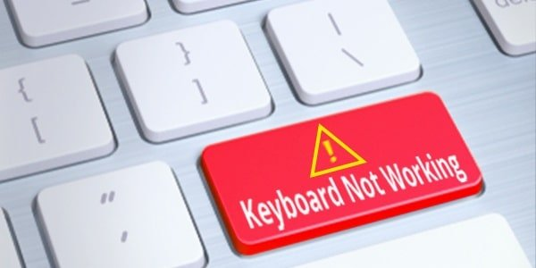 What To Do When Your Keyboard Fail