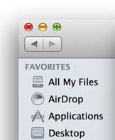 Nút thu phóng trên Mac Mavericks