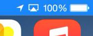 Hiển thị phần trăm pin trên iPhone, iPad