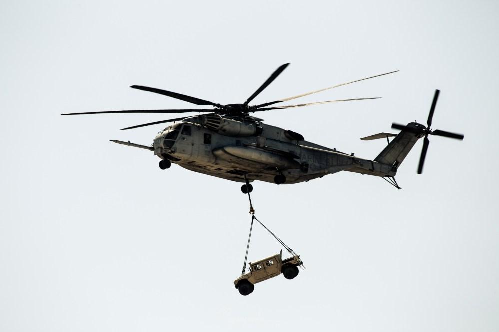 Sikorsky CH-53E Super Stallions