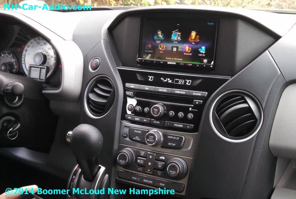 2013 Honda Pilot Remote Start