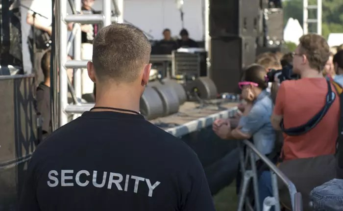 Event Security Officer Examen