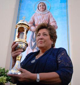 Nhá Chica - Beatificada em 04/05/2013