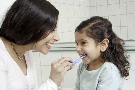 81,6% trẻ em bị sâu răng sữa