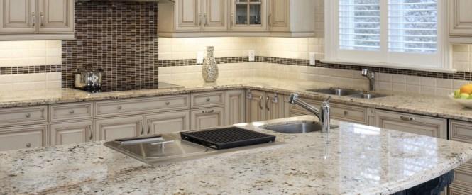 Granite Countertop Refinishing In